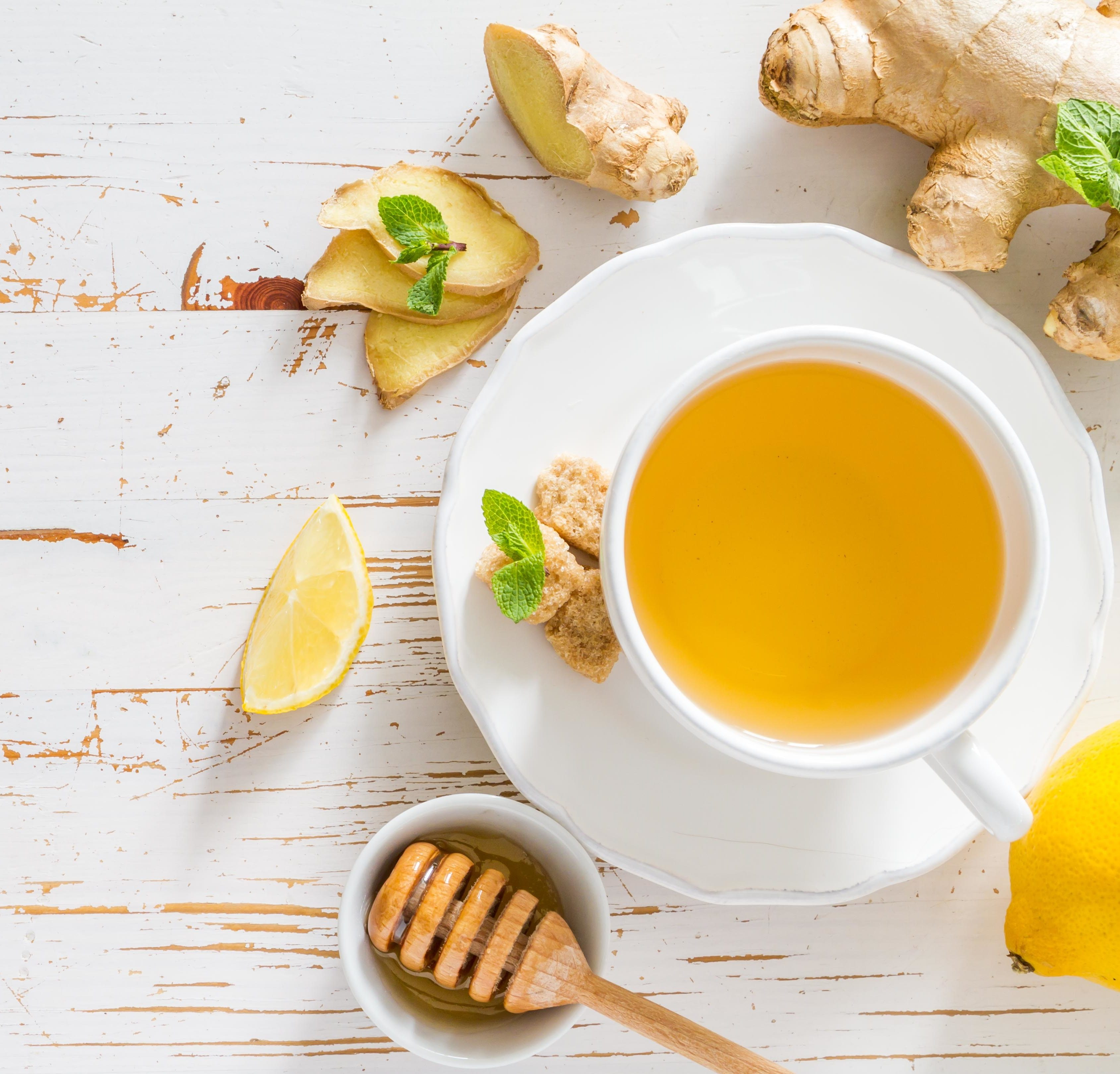 The Ginger Teacup